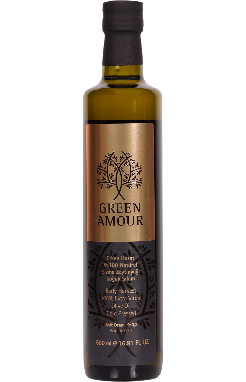 Green Amore Olive Oil