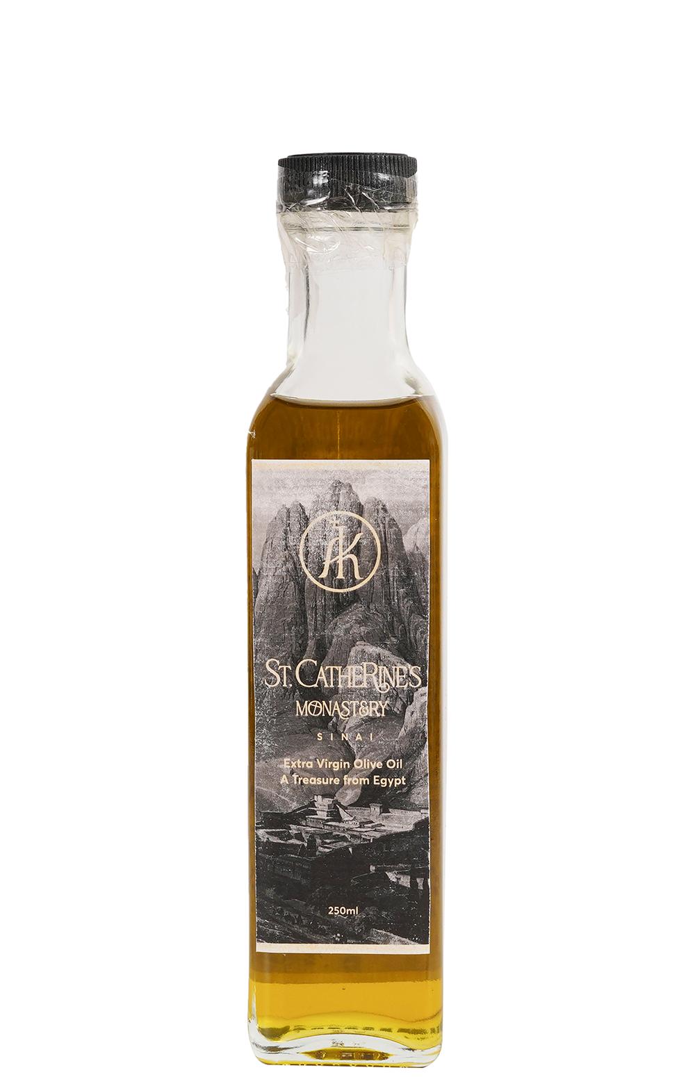 Saint Catherine Sinai olive oil