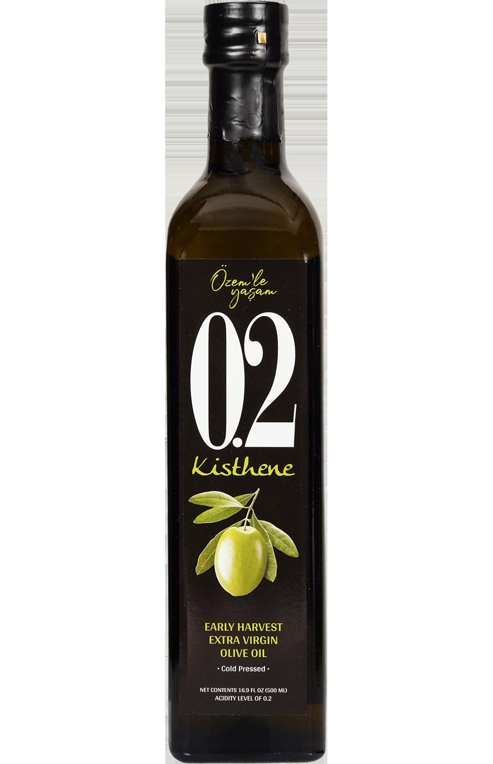 0.2 Kisthene Early Harvest Extra Virgin Olive Oil
