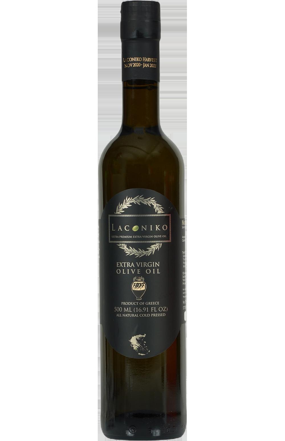 Laconiko Ultra Premium Extra Virgin Olive Oil