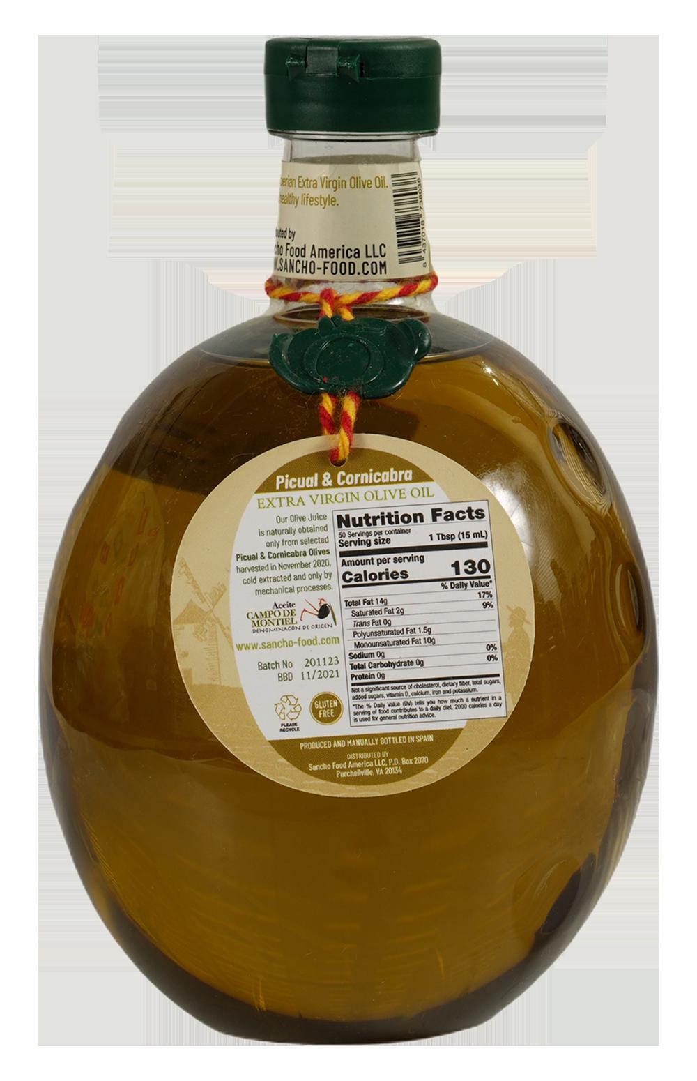 Sancho Extra Virgin Olive Oil