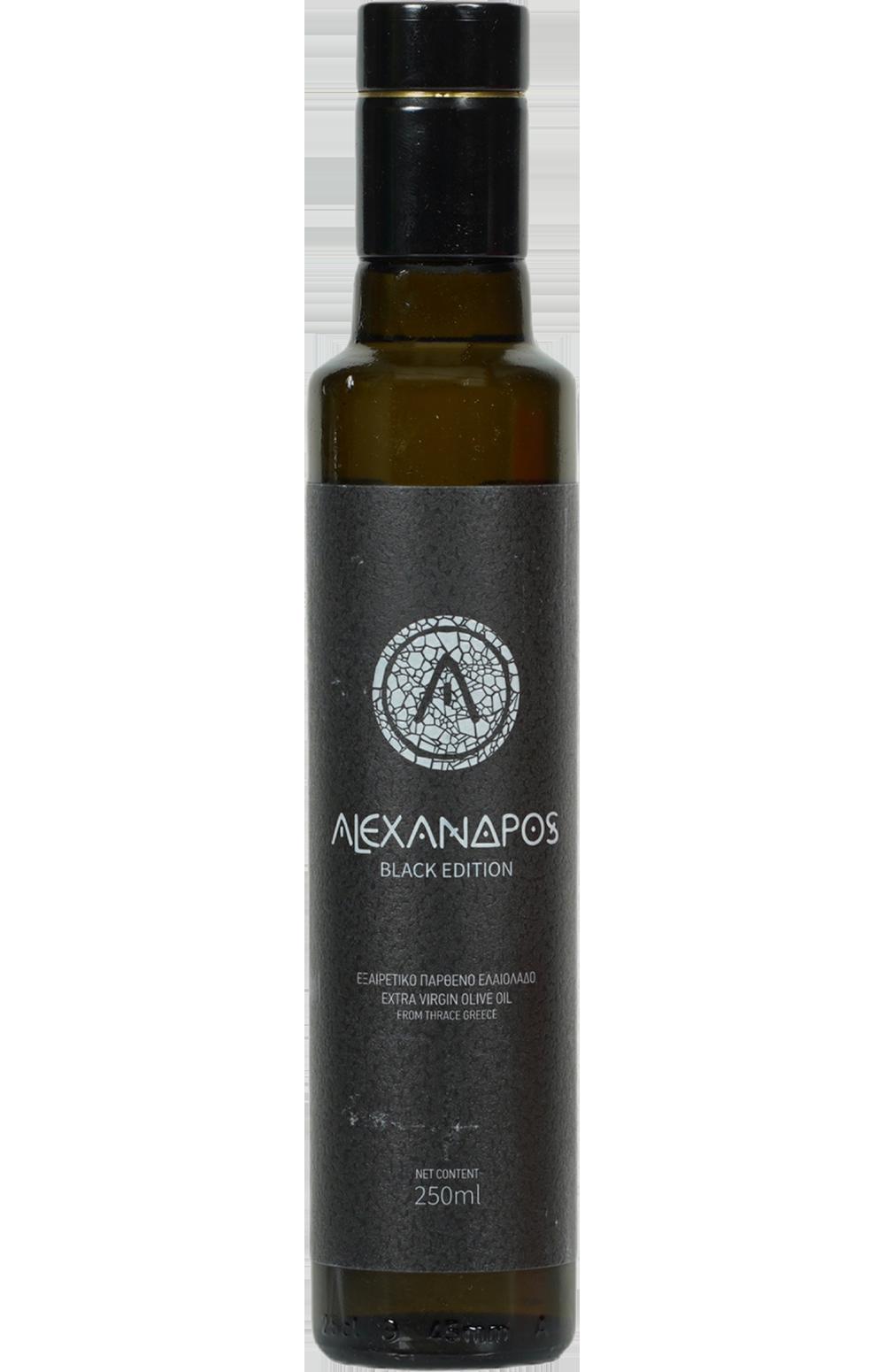 """Alexandros """"Black Edition"""""""