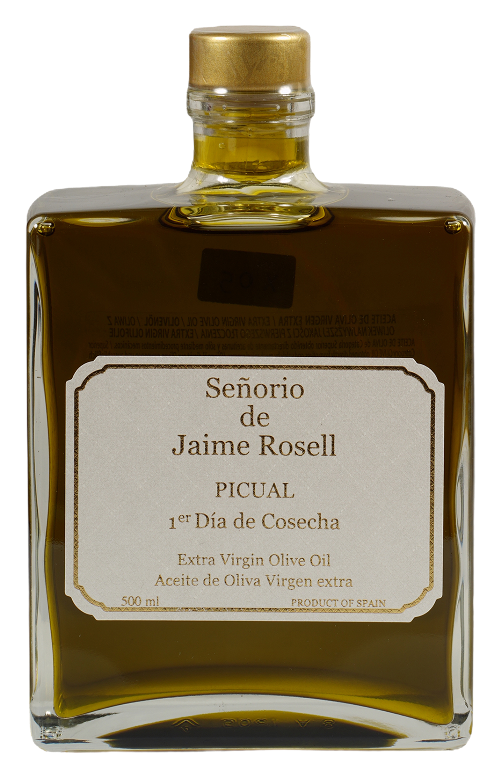 Senorio de Jaime Rosell 1er Dia de Cosecha